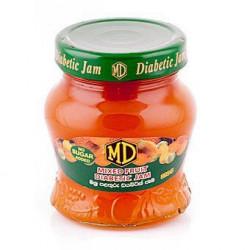 MD Diabetic Mixed Fruit Jam 330g