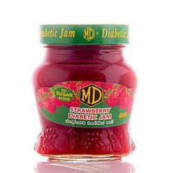 MD Diabetic Strawberry Jam 330g