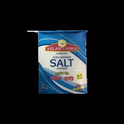 Kelani Lanka Pure Refined Salt 1kg