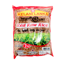 Kelani Lanka Red Raw Rice 1kg