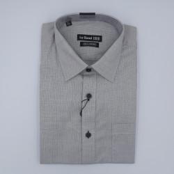 Le Bond Formal Long Sleeve Grey Shirt
