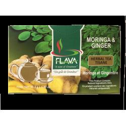 Flava Moringa & Cinnamon Tea 25 Bags