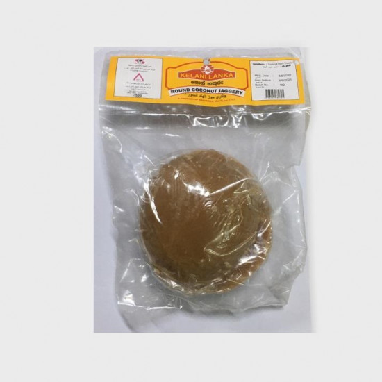 Kelani Lanka Coconut Jaggery 500g