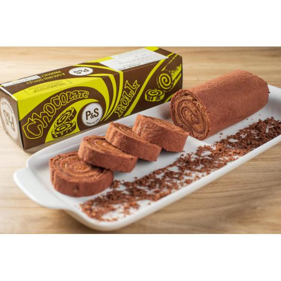 P&S Chocolate Roll 325g