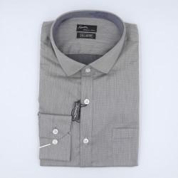 Signature Achiever's Choice Formal Grey Long Sleeve Shirt
