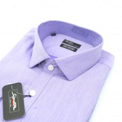 Signature Achiever's Choice Formal Purple Long Sleeve Shirt