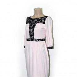 Avirate Pink Party Wear Short Dress