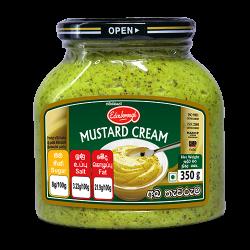 Edinborough Mustard Cream 350g