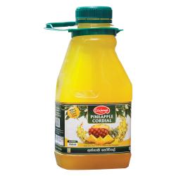 Edinborough Pineapple Cordial 750ml