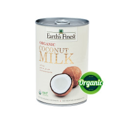 Earth's Finest Organic Coconut Milk 400ml