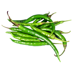 Green Chili - Local Market 250g