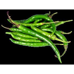 Green Chili - local market 250g