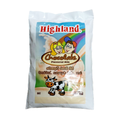Highland Chocolate Milk x 5 Pack
