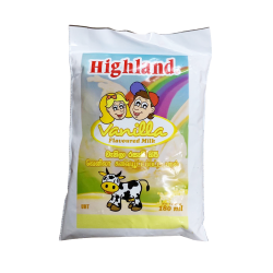 Highland Vanilla Milk x 5 Pack