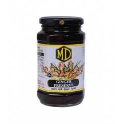 MD Ginger Preserve 490g