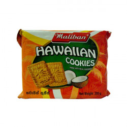 Maliban Hawaiian Cookie