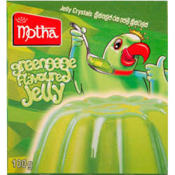 Motha Jelly Green