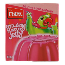 Motha Jelly Strawberry 100g